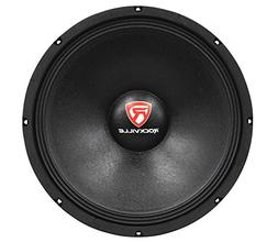 "Rockville RVP15W8 1000 Watt 15"" Raw DJ Subwoofer 8 Ohm Sub W"