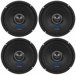 "Rockville RXM68 6.5"" 600w 8 Ohm Mid-Bass Drivers Car Speake"
