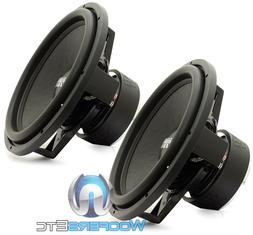 "SA-15 D2 SUNDOWN AUDIO 15"" SUB 1500W DUAL 2 OHM SUBWOOFERS"
