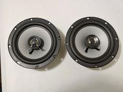 "*SALE* Scosche SC65MX 6.5"" Coax replacement car Speakers , 6"