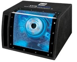 Dual Electronics SBP8A 8 inch illumiNITE High Performance Po