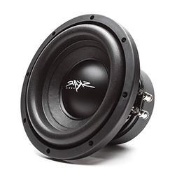 "Skar Audio SDR-8 D4 8"" 700 Watt Max Power Dual 4 Ohm Car Sub"