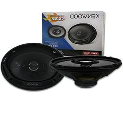 "Kenwood Sport Series 6x9"" 6x9-INCH 3-way Car Audio Speakers"