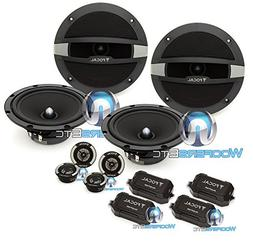 "Set of  Focal Auditor R-165S2 6.5"" 120W RMS 2-Way Component"