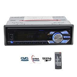 Eincar Single 1 din Car Audio Radio Stereo In Dash 12V Fm Re