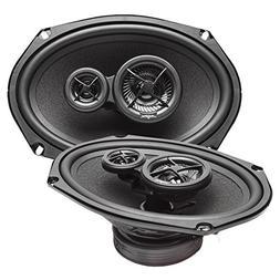 "Skar Audio SK69 6"" x 9"" 200W 3-Way Full Range Performance Co"