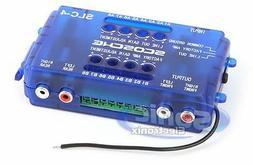 Scosche SLC4 Speaker Level Converter With 80 Watt Max