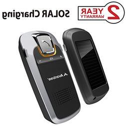 Avantree Solar Charging Bluetooth Hands Free Visor Car Kit,