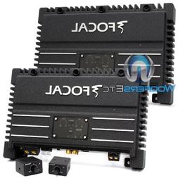 pkg 2-Pieces SOLID-1 = 2-Channels 1000W RMS Car Audio Amplif