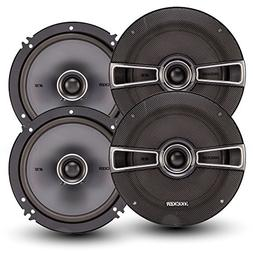 "Kicker 41KSC654 6.5"" 200 Watt 2-Way Car Audio Coaxial Speake"