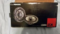 kicker speakers 6.5 KS65 car audio 2-way speaker