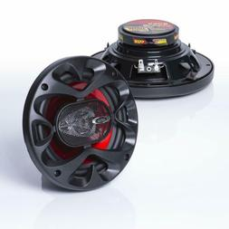 Boss Ch6530 Car Speaker Red Chaos Exxtreme 300 Watts 2 Way