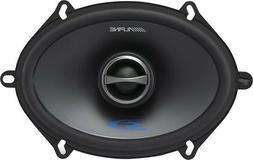 """Alpine SPS-517  5"""" x 7"""" 2-Way Coaxial Car Speakers with Poly"""
