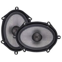 American Bass SQ5.7 - 6x8/5x7 2-Way Car Speakers Pair