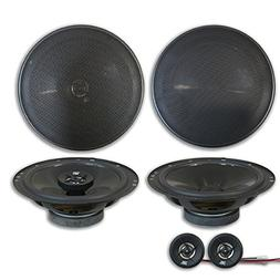 """JBL Stage 6.5"""" 2-way Car Component system + 6.75"""" 2-way coax"""