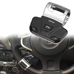 E-Bro®Steering Wheel Handsfree Car Kit Wireless Bluetooth S