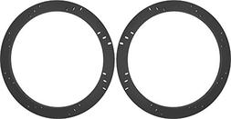 """8"""" Subwoofer Speaker Spacers Depth Extender Extending Rings"""