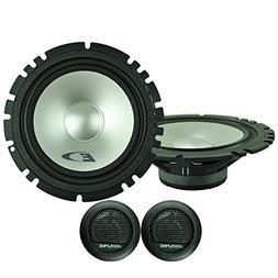 Alpine SXE 1750S - Car speaker - 45 Watt - 2-way - component