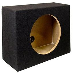 Sycho Sound New Single Car Truck Wedge Black Subwoofer Box S