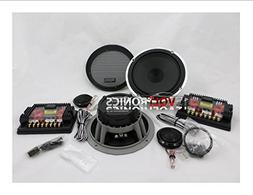 """American Bass Symphony 6.5 Component System 6.5"""" Speakers wi"""