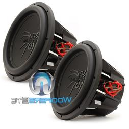 """SOUNDSTREAM T5.122 PRO SUBS 12"""" 4000W MAX DUAL 2-OHM SUBWOO"""