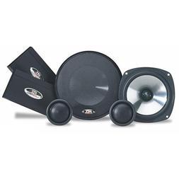 "MTX T8.5 5.25"" Car Audio Component Speakers w/ Tweeters & Cr"