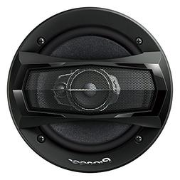 """Pioneer TS-A1675S 300W 6"""" 3-Way Coaxial Speakers, Set of 2"""