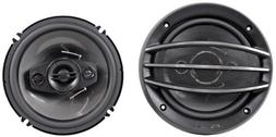 "Brand New Pioneer TS-A1684R 6.5"" 350 Watts Max Power  4-Way"