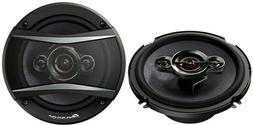 "PIONEER TS-A1686S 6.5"" 350W 4-WAY TWEETERS CAR STEREO COAXIA"