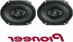 "Pioneer TS-A6880F 350 Watt 6"" x 8"" 4-Way Coaxial Car Audio S"