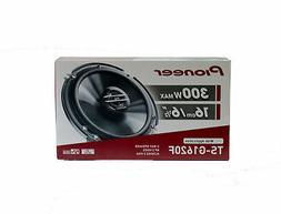 """Pioneer TS-G1620F 6-1/2"""" 2-Way Coaxial Speaker 300W Max. / 4"""