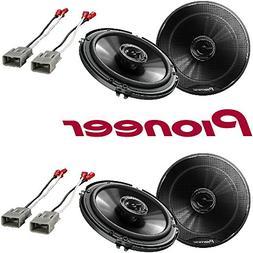 "Pioneer TS-G1645R 250 Watts 6.5"" 2-Way Coaxial Car Audio Spe"