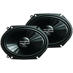 "Pioneer TS-G6820S 6"" x 8"" 2-Way Coaxial Speaker Pair Car Aud"