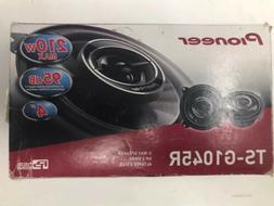 "Pioneer TSG1045R 4"" 210W 2-Way Car Speakers Brand New In B"