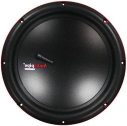 "New AUDIOPIPE TSVR12 12"" 750W Car Audio Power Subwoofer Sub"