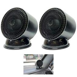 Tweeters for Car Audio, 2 Inches Full Range Car Speakers, Ti
