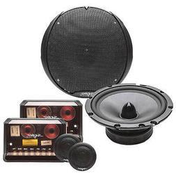 "Skar Audio TX65C 6.5"" 2-Way Elite Component Speaker System -"