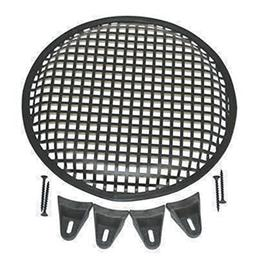 """uxcell 6"""" Universal Metal Car Audio Speaker Sub Woofer Grill"""