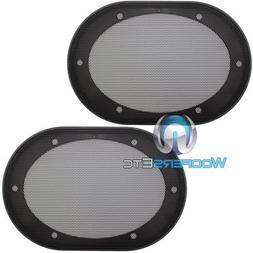 "5"" x 7"" / 6"" x 8"" Universal Steel Mesh Protective Speaker Gr"