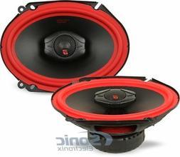 """NEW CERWIN-VEGA V468 Vega Series 2-way Speakers (6"""" X 8"""", 40"""