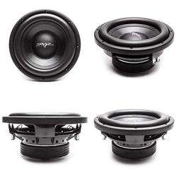 "Skar Audio Vd-10 D2 10"" 800W Max Power Dual 2 Ohm Shallow Mo"