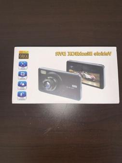 Vehicle Car Blackbox DVR Full HD Dash Cam Camera 1080 Automa