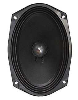 "American Bass VFL69MR - 6"" X 9"" Speaker Midrange W Bullet Pa"