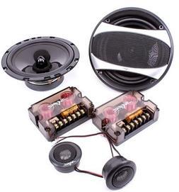 """Skar Audio VXI65 2-Way 6.5"""" Component Speaker System"""