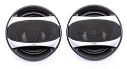 """Skar Audio VXI65 360-Watt 6.5"""" 2-Way Component Speaker Syst"""