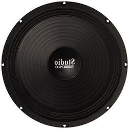 Pyramid WH10 10-Inch 300 Watt High Power Paper Cone 8 Ohm Su