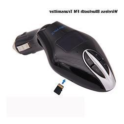 Wireless FM Transmitter Car Mp3 Player LCD Display Screen Ca