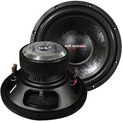 Woofer Car, 12 Inch 1000w Max 4 Ohm Dvc Speaker Audio Car Su