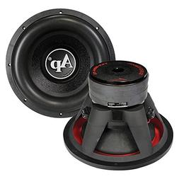 Audiopipe 15 Inch Woofer 2800 Watts Dual 2 Ohm Vc Audio Woof