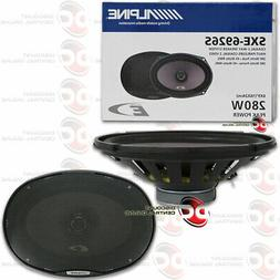 "Alpine XSE-6925S 90W 6""x9"" 2-Way Type-E Series Coaxial Speak"